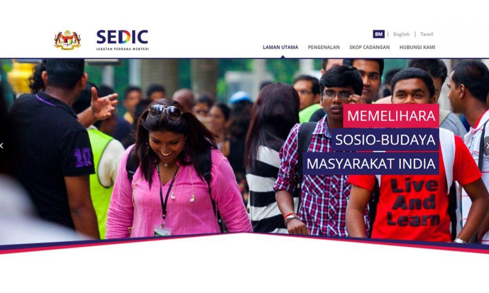 TAWARAN PROGRAM PEMBANGUNAN SOSIOEKONOMI MASYARAKAT INDIA 2015/2016