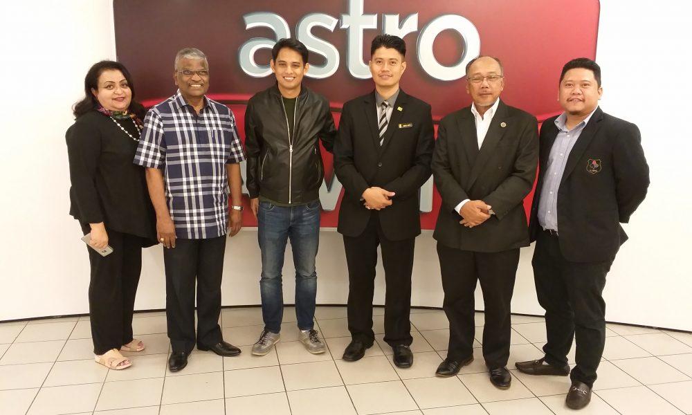 Temuramah Bersama Astro Awani