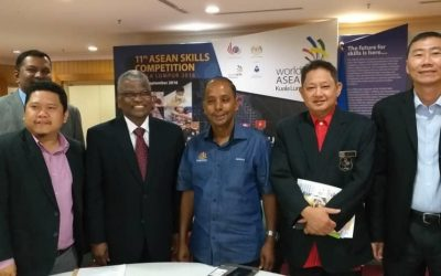 Perjumpaan Bersama YB Tuan Kulasegaran, Menteri Sumber Manusia