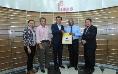 Perbincangan Diantara Perbadanan Kemajuan Filem Nasional (FINAS) Dan Persekutuan Pusat Bertauliah JPK Malaysia (FeMAC)