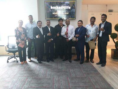 """Penerangan Dan Kerjasama Berkenaan """" Collaboration Between Career Advisor & FEMAC Institutions For TVET Sector """" Oleh Brickfields Asia College"""