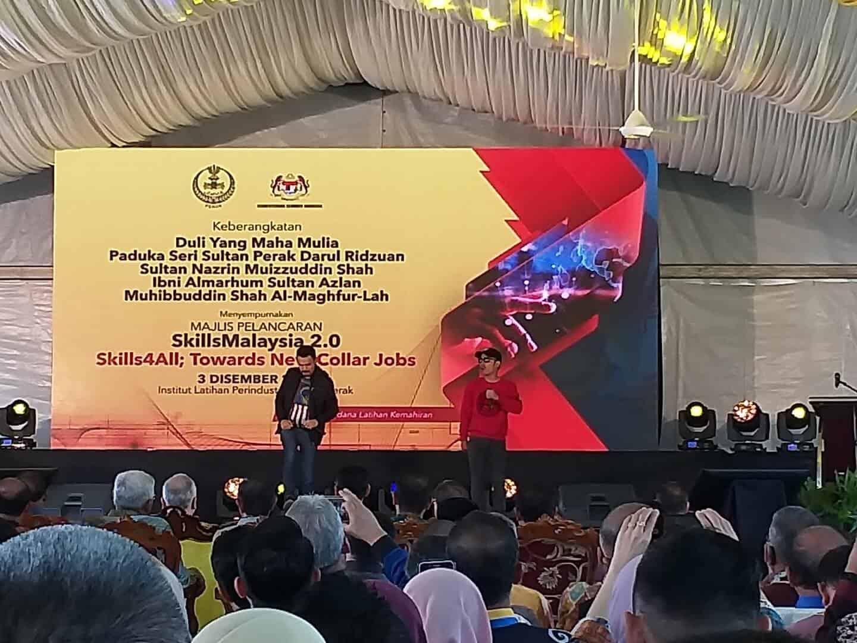 Majlis Pelancaran Skill Malaysia 2.0