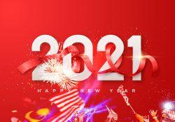 Selamat Menyambut Tahun Baru 2021
